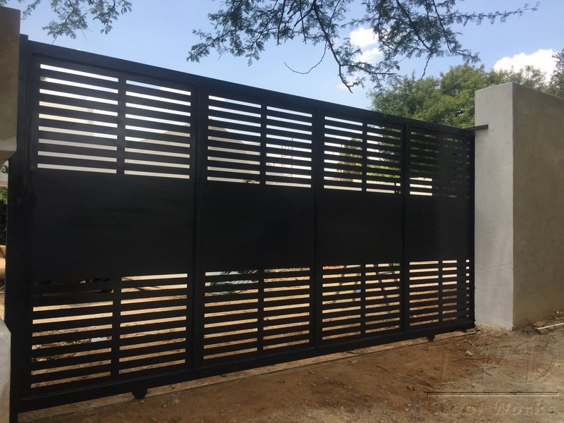 Tpd Steel Works Driveway Gates Images