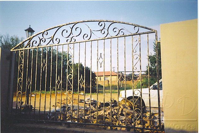 Tpd steel works fencing images mild steel fence design with decorations fencing workwithnaturefo