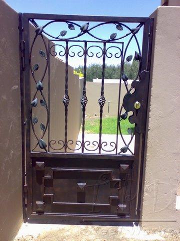 Garden Gate, Security ...