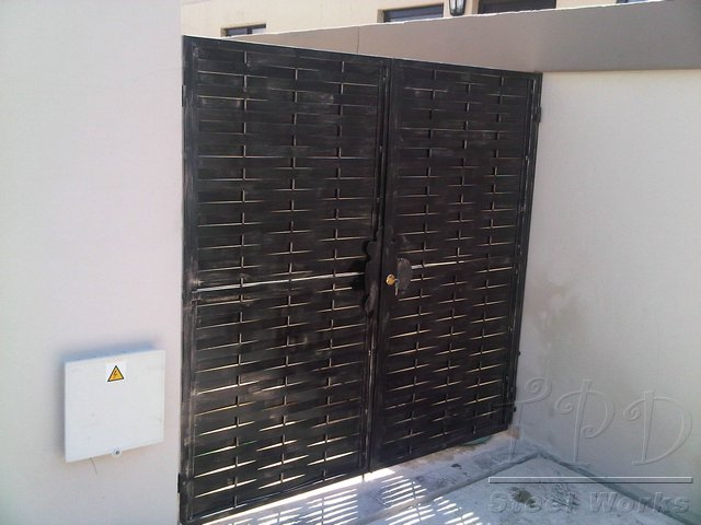 Tpd Steel Works Security Gates Images