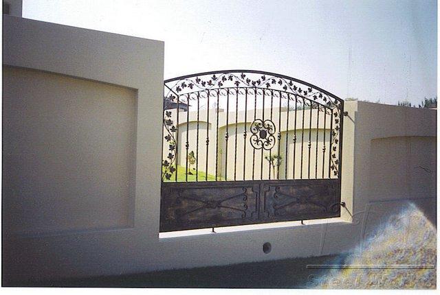Tpd Steel Works Fencing Images